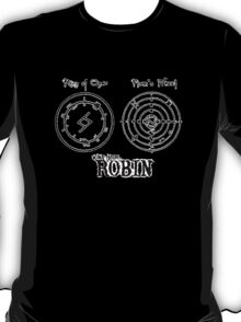 Witch Hunter Robin Ogham T-Shirt