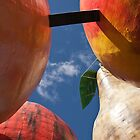 The Big Fruit, Cromwell, NZ by Odille Esmonde-Morgan