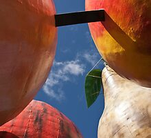 The Big Fruit, Cromwell, NZ by Odille Esmonde-Morgan