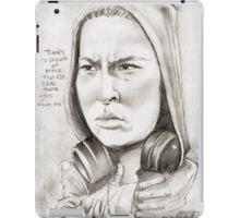 'Ronda' gourmet caricature by Sheik iPad Case/Skin