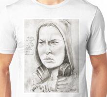 'Ronda' gourmet caricature by Sheik Unisex T-Shirt
