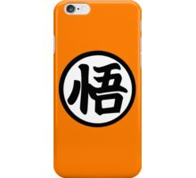 Go Kanji iPhone Case/Skin