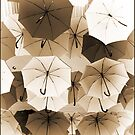 May need a brolly today.!! by Gordon Pressley