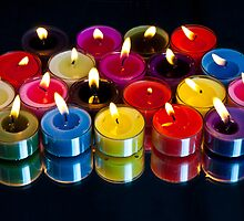 Candles by Puggs
