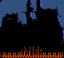 Castlevania - Dracula's Castle Sticker