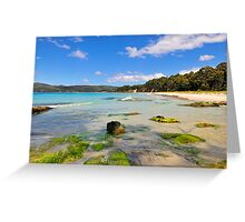 Summer Adventure, Bruny Island, Tasmania Greeting Card