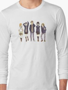 Kokoro Connect  Long Sleeve T-Shirt