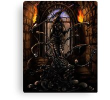 Lord of Sloth Canvas Print
