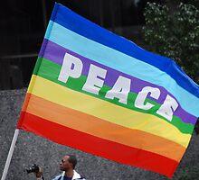 """""""Peace Flag"""" by Photos55"""