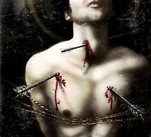 The Martyrdom of Saint Sebastian by LivingHorus