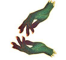 hands by vitallyblue