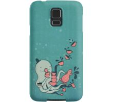Tea and Tentacles Samsung Galaxy Case/Skin