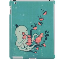 Tea and Tentacles iPad Case/Skin