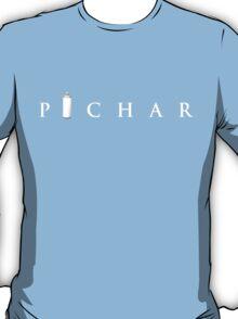 Pixar logo - Pichar Branco T-Shirt
