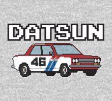 Datsun 510 8Bit Kids Clothes
