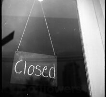 """closed"" - surry hills coffee culture by 58glass"