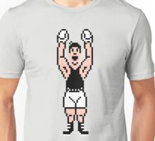 Punch Out!! - Little Mac won! Unisex T-Shirt