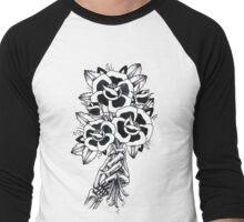 Bouquet Men's Baseball ¾ T-Shirt