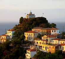 Paleo Karvalosi - Samos Island - Greece by suellewellyn