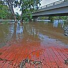 Wet River Walk by bazcelt