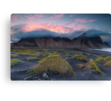 vesturhorn disco Canvas Print
