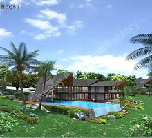 3D Exterior Rendering by itsexterior