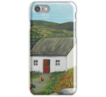 Mourne Cottage iPhone Case/Skin