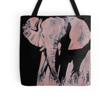 Charged - Elephant Tote Bag