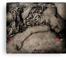 'Turner's Island' official film merchandise Canvas Print
