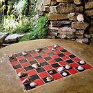 Seashell Checkers II by SuddenJim