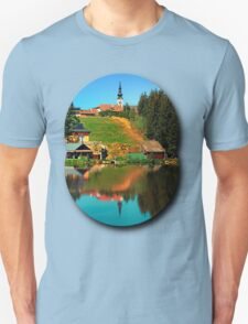 A village in the mirror T-Shirt