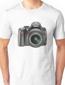 Nikon D5000 T-Shirt Unisex T-Shirt