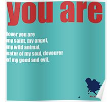 you are Poster
