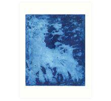 Oceanography part 3 Art Print