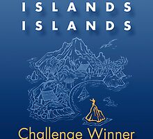 Islands, Islands, Islands Challenge Winner Award by Alex Preiss