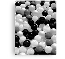 Celebrate Life and Have a Ball Canvas Print