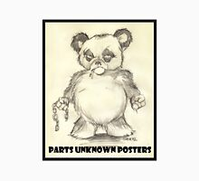 Parts Unknown Posters 'Rumble Bear' logo by Sehik Unisex T-Shirt