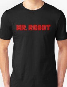 Mr Robot Title T-Shirt