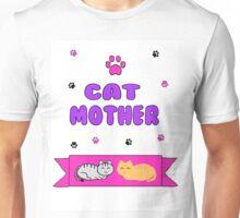 Cat Mother Unisex T-Shirt