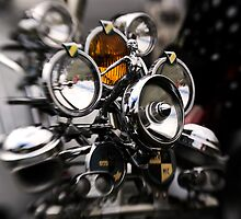 Shining Chrome by Andrew Walker