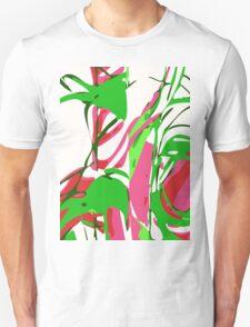 Abstract Splash T-Shirt