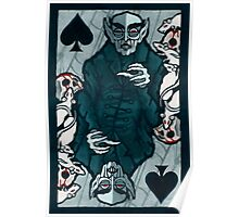 Orlock, Vampire King of Spades Poster