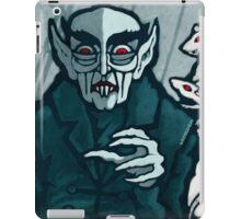 Orlock, Vampire King of Spades iPad Case/Skin