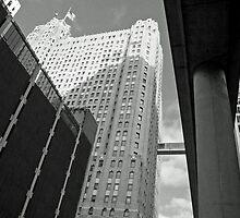 Detroit Drive by by Diane  Kramer