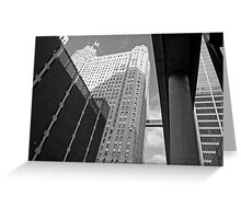 Detroit Drive by Greeting Card