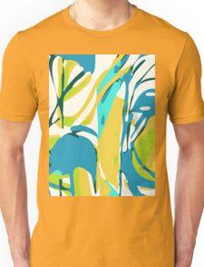 Abstract Splash Unisex T-Shirt