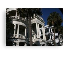 Charleston SC Canvas Print
