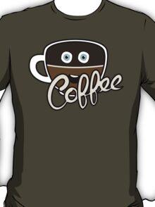 Cute Coffee Addict T-Shirt