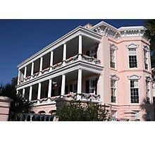 Charleston SC Photographic Print