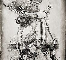 'Brown vs. Huff'  by sheik1